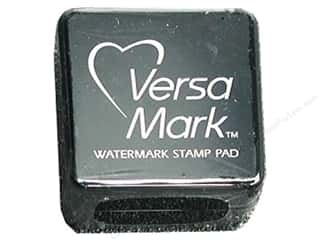 Stamping Ink Pads Clear: Tsukineko VersaMark Watermark Ink Pad Small Clear