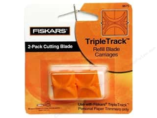 Fiskars Paper Trimmer Blade Refill Triple Track
