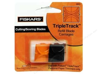 Fiskars Paper Trimmer Blade Refill Cut&amp;Scr 3Track