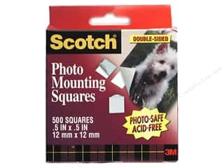 Scotch Photo Mount Square 500 pc