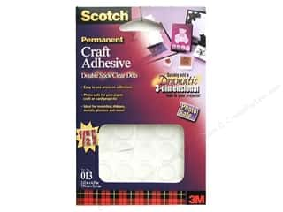 Scotch Scotch Mounting: Scotch Craft Adhesive Glue Dot Permanent (3 packages)