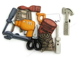 Hammers: Jesse James Dress It Up Embellishments Tool Time