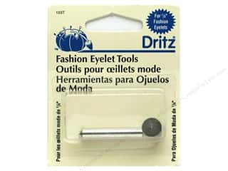 Grommet/Eyelet: 2-Part Eyelet Tools by Dritz