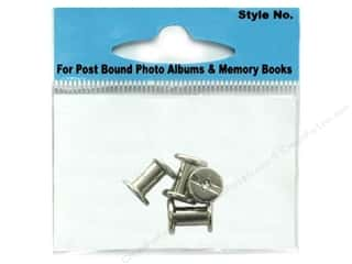 Pioneer Photo Album Inc $6 - $12: Pioneer Extender Post Screw 8pc