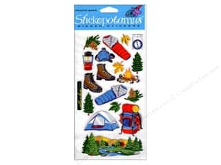 EK Sticko Stickers Camping