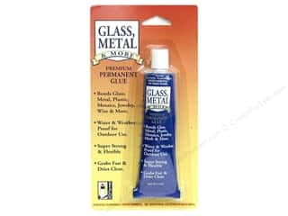 Tapes Glass: Beacon Glass, Metal & More Glue 2 oz.