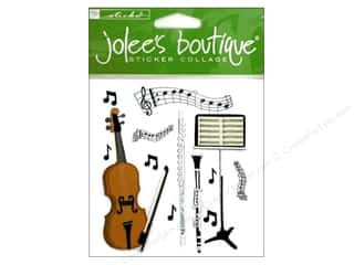 Jolee&#39;s Boutique Stickers Musical Trio
