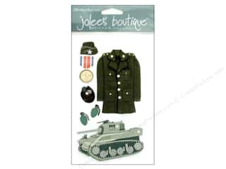 Jolee's Boutique Stickers Large Army