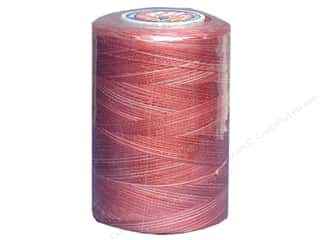 Coats & Clark Star Variegated Mercerized Cotton Quilting Thread 1200 yd. Bowl Of Cherries