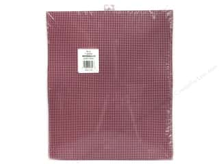 Darice Plastic Canvas #7 11&quot;x13&quot; Dusty Rose (12 sheets)