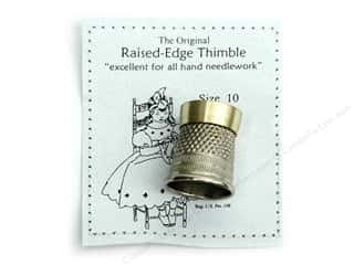 Needleart Guild Original Thimble Size 10