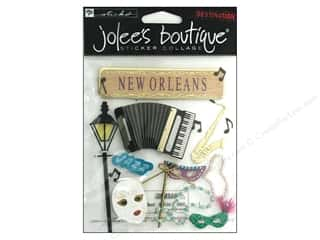 Jolee&#39;s Boutique Stickers Destination New Orleans