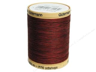 Gutermann Cotton Thread: Gutermann Machine Quilting Thread 875 yd. #9959 Variegated Berry Berry