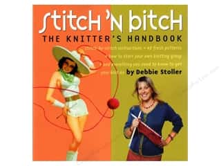 Potter Publishing Crochet & Knit: Workman Publishing Stitch 'n Bitch Book