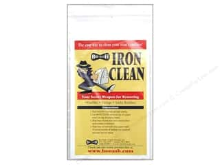 Cleaning Wipes / Sanitizer Wands: Bo-Nash Iron Clean Sheets 10 pc