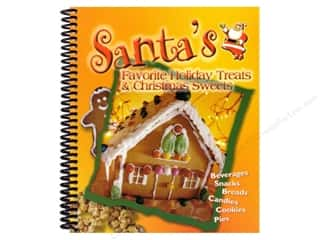 Santa's Favorite HolidayTreats & Xmas Sweets Book