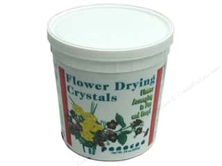 Holiday Gift Ideas Sale $40-$300: Panacea Flower Drying Crystals 24 oz