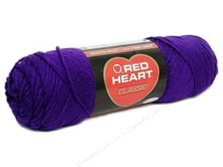Red Heart Classic Yarn 4ply Amethyst