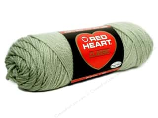 Red Heart Classic Yarn 4ply Pale Sage