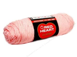 Yarn $4 - $5: Red Heart Classic Yarn 4ply Pink