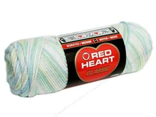 Canvas Yarn & Needlework: Red Heart Classic Yarn 4ply Hushabye