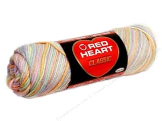 Canvas Yarn & Needlework: Red Heart Classic Yarn 4ply Tropical Fruits