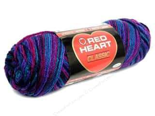 Red Heart Classic Yarn 4ply Gemstone