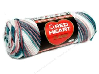 Blend Yarn & Needlework: Red Heart Classic Yarn 4ply Rambling Rose