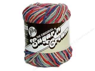 Lily Sugar 'n Cream Yarn  2 oz. Painted Desert