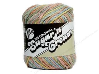 Sugar'n Cream Yarn Butter Cream 2oz