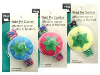 Dritz Pin Cushion Tomato Wrist Pin Cushion