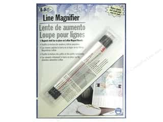 Magnet/Magnetic Tools: Line Magnifier by LoRan 6 in.