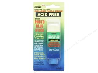 Photo Corners Glues, Adhesives & Tapes: Pioneer Photo Glue Stick Square 20gm