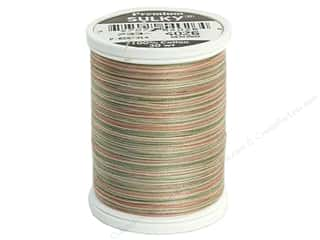 Sulky Blendables Thread 30 wt. 500 yd. Earth Pastels