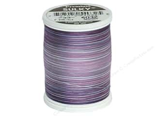 Sulky Sulky Blendables Thread 30wt 500yd: Sulky Blendables Cotton Thread 30 wt. 500 yd. #4032 Iris