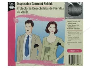 Dritz Disposable Garment Shield Black