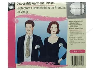 Disposable Garment Sheilds by Dritz White