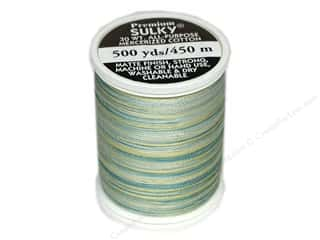 Warm and Natural: Sulky Blendables Thread 30 wt. 500 yd. Sun and Sea