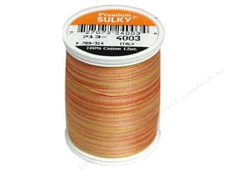 Sulky Sulky Blendables Cotton Thread 12 wt. 330 yd: Sulky Blendables Cotton Thread 12 wt. 330 yd. #4003 Sunset