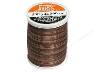 Sulky Blendables Thread 12wt 330yd Milk Chocolate