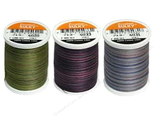 Sulky Blendables Cotton Thread 12 wt. 330 yd.