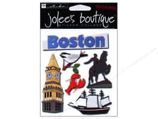Jolee's Boutique Stickers Destination Boston