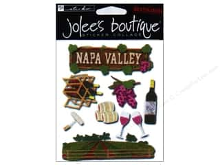 Jolee's Boutique Stickers Napa Valley