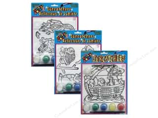 Kelly's Suncatcher Kits, SALE $0.99-$4.99.
