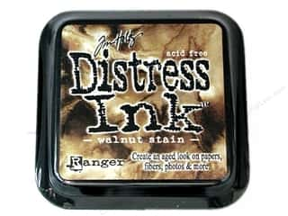 Tim Holtz Distress Ink Pad Walnut Stain by Ranger