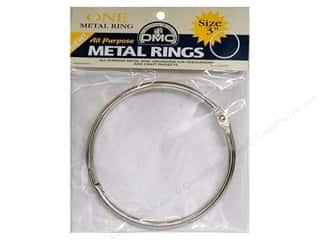 DMC metal craft rings: DMC Metal Craft Rings 3""