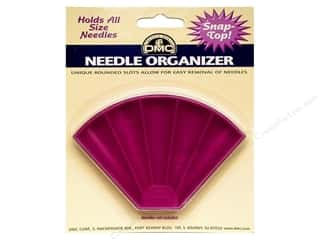 Organizer Containers: DMC Needle Orangizer Purple