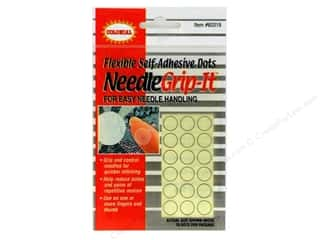 2013 Crafties - Best Adhesive: Colonial Needle Grip-It Finger Dots 70 Dots