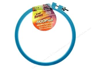 fabric embroidery hoop: Bates Embroidery Hoops Hoop-La 6""
