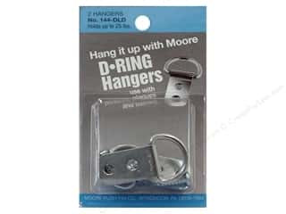 Better Homes : Moore D Ring Large 2 Screws 2 pc